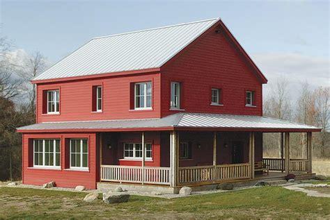 prefab modern farmhouse a super energy efficient prefab rural farmhouse