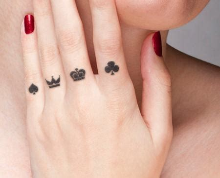 queen knuckle tattoo 17 awesome crown tattoo designs to let your royal heart dig on