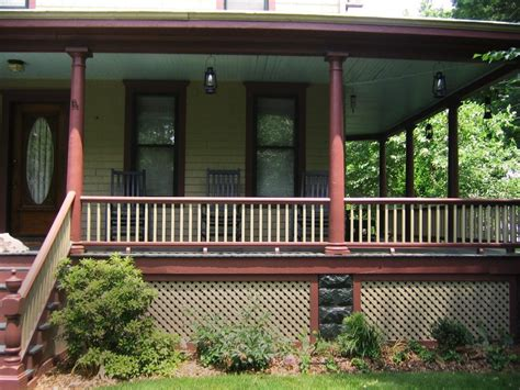 Residential Handrail Code Porch Railing Height Building Code Vs Curb Appeal