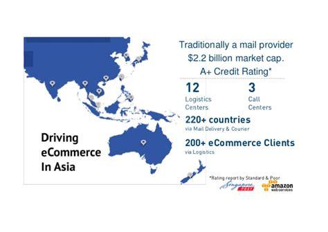 amazon asia amazon aws singapore summit southeast asia ecommerce