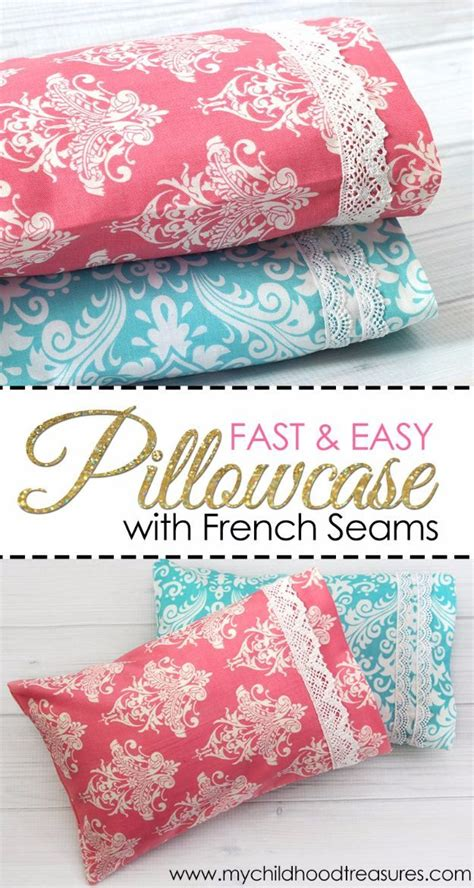 no pattern in french 25 best ideas about pillowcase pattern on pinterest