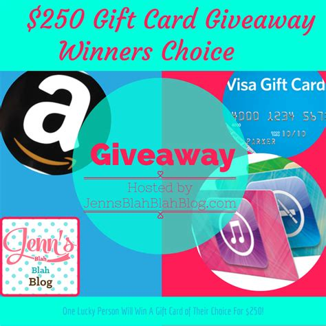 Pa State Parks Gift Cards - the 250 winners pick it gift card giveaway jays sweet n sour life