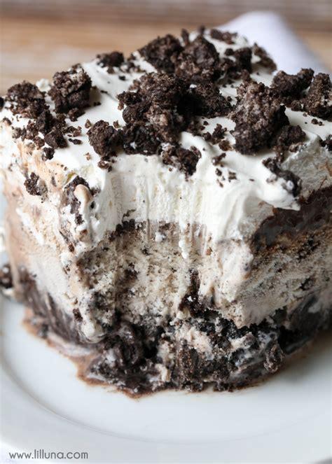 icecream cake oreo cake recipe lil