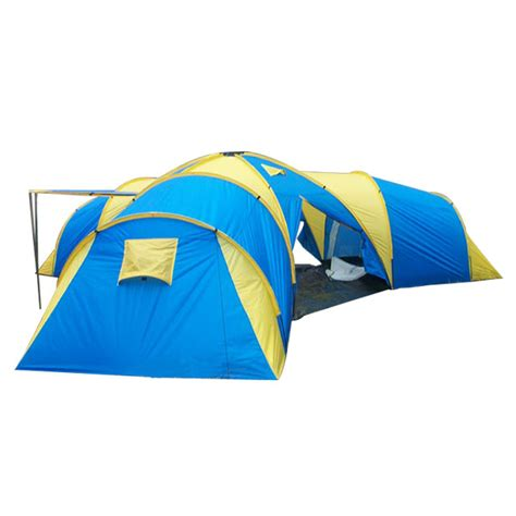 Sail Tent Awning 6 9 Person Large Family Camping Tents