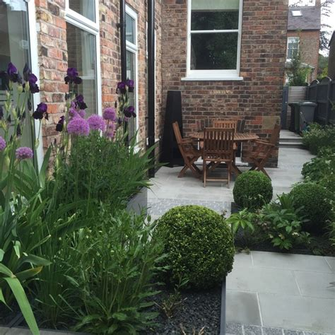 Patio Designs Manchester Bowden House Contemporary Patio Manchester Uk By