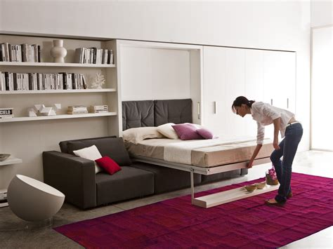 A Sofa by Cama Abatible Con Sofa Swing