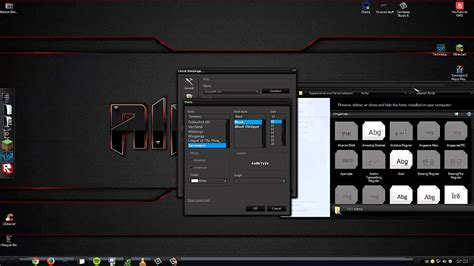 how to cool your how to make your desktop look cool windows 7 8