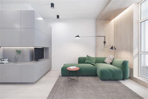 fabulously sleek studio apartments   timeless