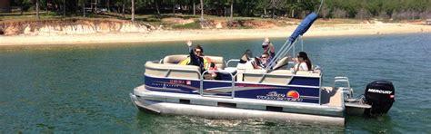 pontoon boat rental texoma boat rentals lighthouse resort marina