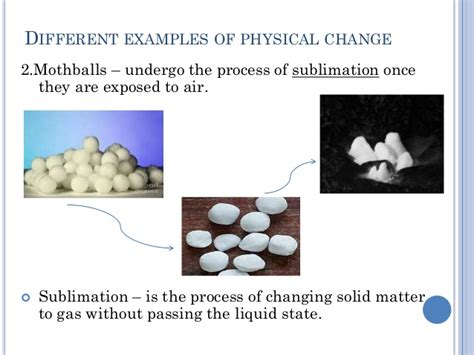 changes in matter pptx 20013 2014 physical and chemical