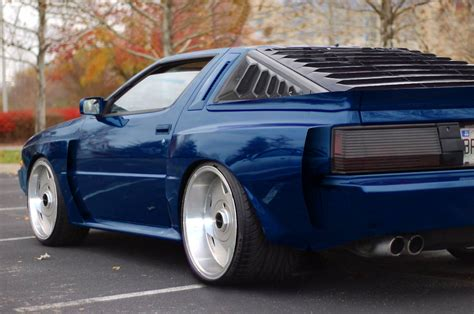 chrysler conquest custom dodge conquest photos informations articles bestcarmag com