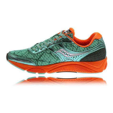 orange running shoes shoes saucony breakthru womens running shoes