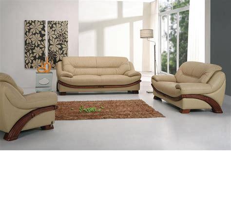 traditional leather sofa set dreamfurniture com divani casa 870 traditional leather