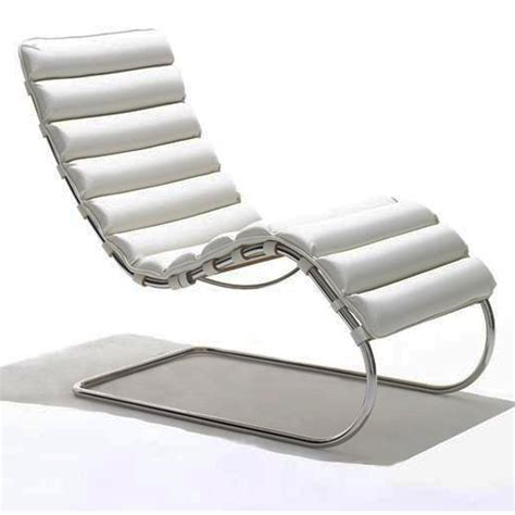 Mies Van Der Rohe Indoors Lounge Chair Knoll Bar Chair