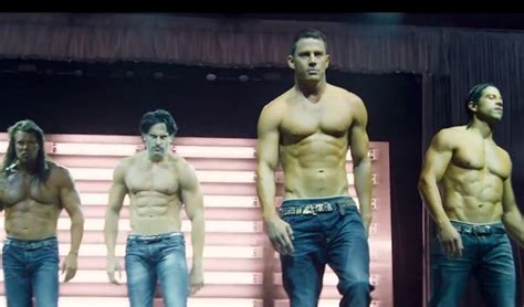 magic mike xxl double toasted sexy magic mike xxl trailer it s not bro time it s