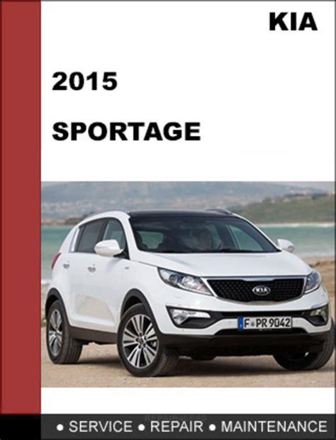 car service manuals pdf 1999 kia sportage interior lighting kia sportage 2015 oem factory service repair workshop manual down