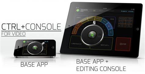 final cut pro jog shuttle controller ctrl console app turn your ipad into a premiere pro or
