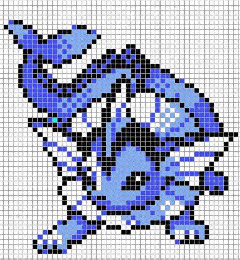 vaporeon ii by hama perles hama pinterest b 233 b 233