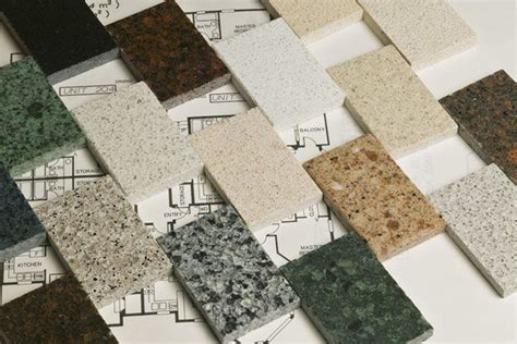 Synthetic Granite Countertops by Countertops Vs Synthetic Countertops