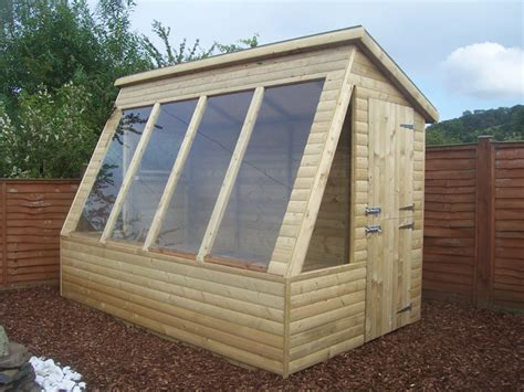 potting sheds summer garden buildings in the scottish