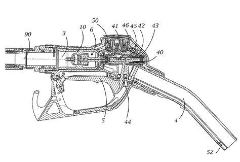 draw diagram patent us8347924 fuel nozzle patents