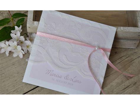 Hochzeit Einladungskarten Spitze by Einladungskarten Hochzeit Vintage Spitze
