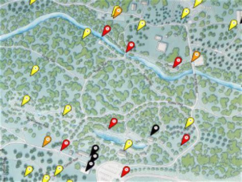 Getting Around The Garden Nybg New York Botanical Garden Map