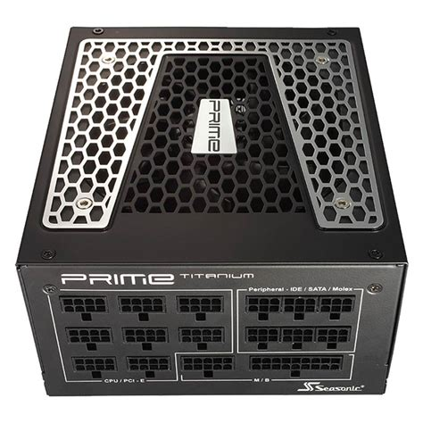 Seasonic Prime 850td 850w Modular 80 Titanium Certified 10 seasonic prime 850w 80 titanium fully modular power supply ssr 850td mwave au