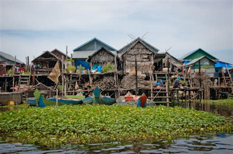 Cape House Plans Tonl 233 Sap Tour Visiting The Floating Villages Of Cambodia
