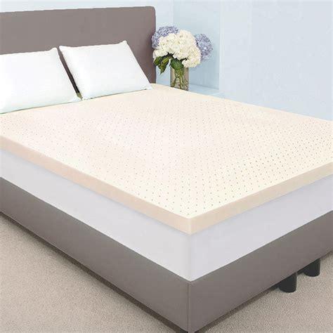 high density memory foam mattress topper