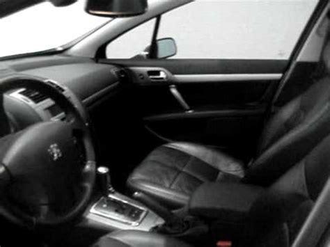 peugeot 407 interior peugeot 407 sw interior