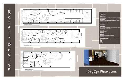 day spa floor plan layout wix com alicia cabrera portfolio created by alicab based