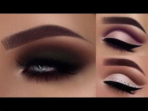 imagenes de ojos maquillados maquillaje para ojos tutorial compilacion 2017 beautiful