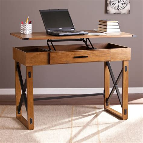 top of desk storage best 20 adjustable height desk ideas on wood