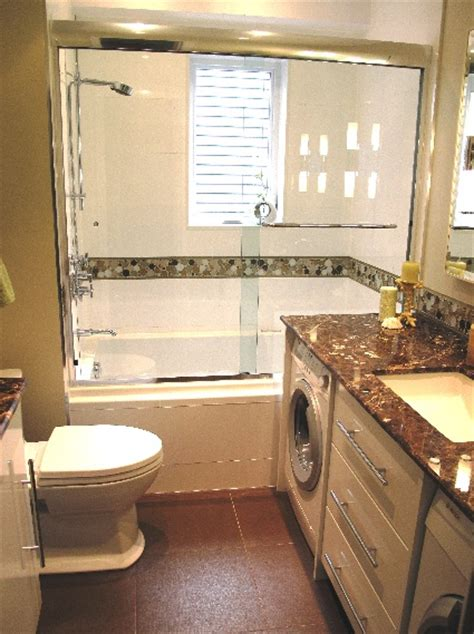 Bathroom Laundry Ideas by Small Basement Bathroom Designs With Laundry Area Home