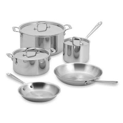 bed bath and beyond pots stainless steel cookware cookware bed bath beyond 2015