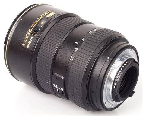 nikon dx nikon 17 55mm f 2 8g ed if af s dx nikkor lens review