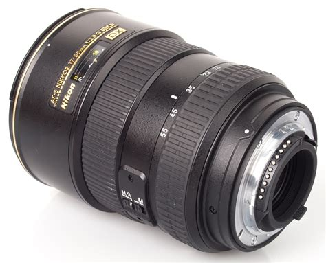 Af S Dx 17 55mm F 2 8g Ed nikon 17 55mm f 2 8g ed if af s dx nikkor lens review