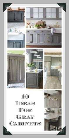 favorite pins friday grey cabinets and grey cabinets kitchen cabinets the 9 most popular colors to pick from