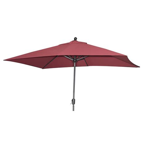 6 5 X 10 Berry Patio Umbrella 10 Patio Umbrella