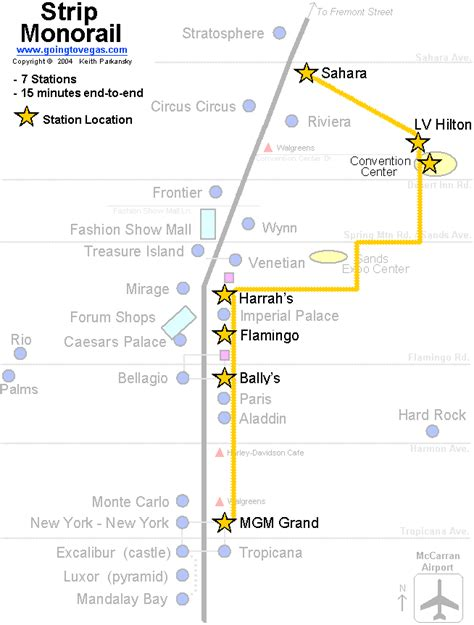 las vegas tram map las vegas monorail map route prices stops information guide