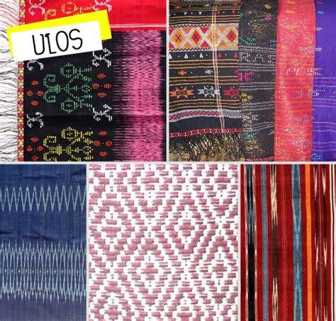 tas tenun lengking ulos medan ulos batak salah satu kain tradisional indonesia selain