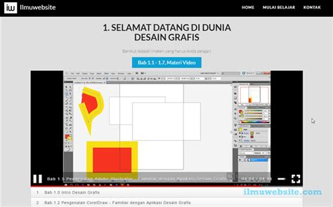 tutorial desain grafis rumah dvd tutorial belajar desain grafis pemula langkah