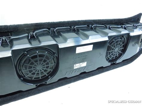 porsche 996 subwoofer 02 03 04 porsche 911 996 rear speaker box subwoofer bose