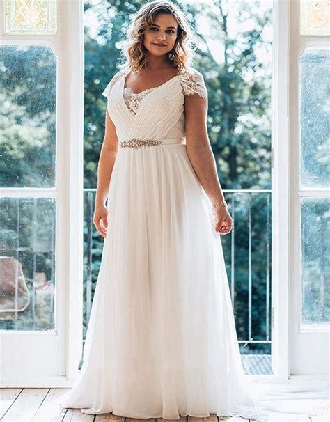 beach wedding dresses plus casual beach wedding dresses plus size wedding dress