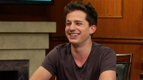charlie puth on me charlie puth on new music friendship with meghan trainor
