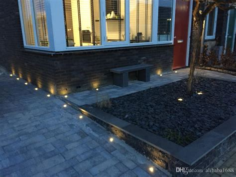 Patio Floor Lighting 2017 Waterproof Led Deck Light 12v Led Underground Floor Ls Patio Stairs Steps Led