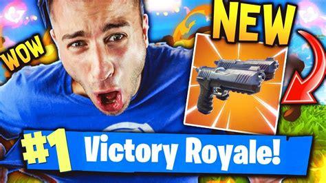 fortnite battle royale la nuova la nuova pistola akimbo e devastantee fortnite battle