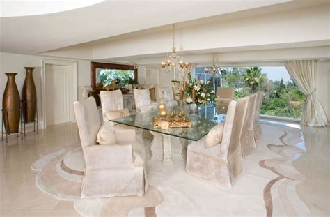 home decor los angeles dining room luxury dream home interior design ideas