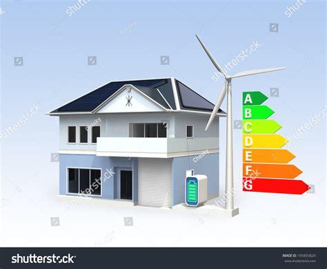 house battery smart house solar panel storage battery stock illustration 195855824 shutterstock